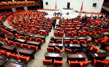 صورة تركيا: البرلمان يصادق على مشروع رفع الحصانة عن النواب