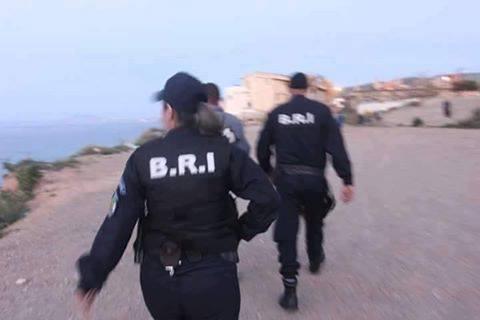 صورة الفرقة الأمنية BRI تبدأ في الإنتشار بمدن المملكة  المغربية