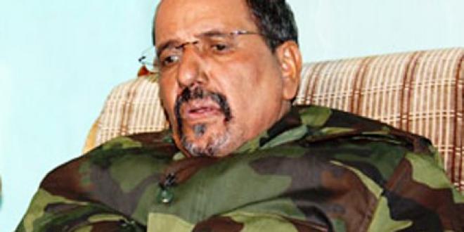 صورة آخر  ما قاله  زعيم الجبهة الانفصالية البوليساريو محمد عبد العزيز الملقب بالمراكشي