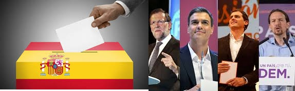 صورة غموض سياسي وقلق اقتصادي عشية الانتخابات الإسبانية