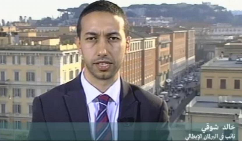 صورة خالد شوقي: النفايات التي وصلت الجديدة لم تكن موجهة إلى المغرب وخبير إيطالي يحذر من إحراق النفايات الإيطالية بمعامل الإسمنت