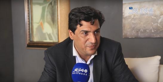 صورة هاني أبو زيد صحفي مصري يفضح احتيال البوليساريو على الإعلام الدولي