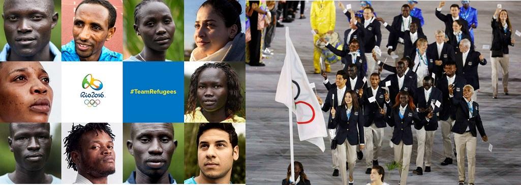 """صورة أولمبياد """"ريو دي جانيرو 2016 """"  وفشل  البوليساريو الإنضمام إلى """"لاجئي الأولمبياد"""""""