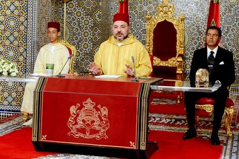 صورة خطاب  20 غشت 2016 لجلالة الملك  محمد السادس في ذكرى ثورة الملك والشعب