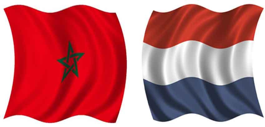 صورة المغرب وهولاندا و اتفاقية الضمان الاجتماعي