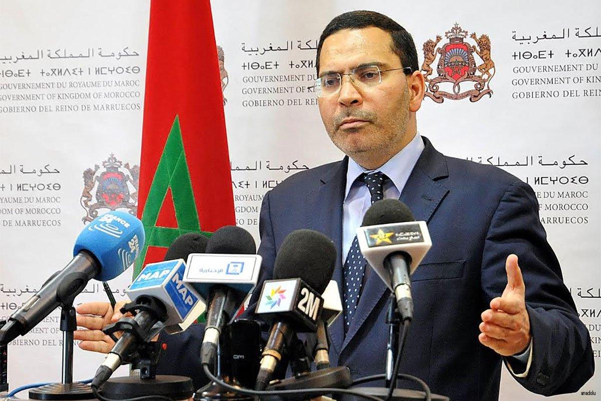 """صورة الحكومة تعلن أن """"عملية الكركارات"""" تلتزم باتفاق وقف إطلاق النّار"""