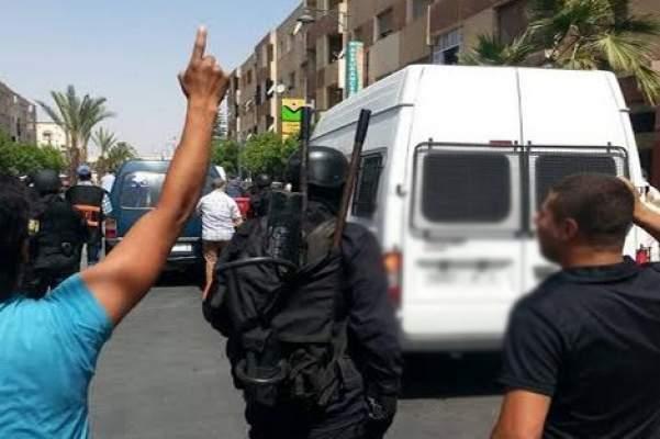 صورة أهداف الخلية الإرهابية المفككة بمدينة وجدة (فيديو)