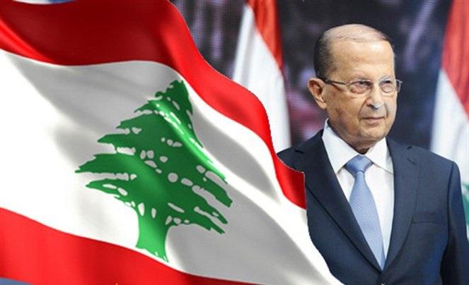 صورة انتخاب ميشيل عون رئيسا للبنان + فيديو